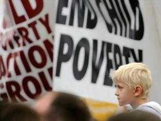 Φωτογραφία για Unicef: Εκατομμύρια παιδιά ζουν στη φτώχεια