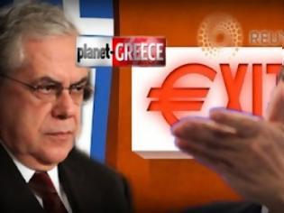 Φωτογραφία για Reuters: Ο Παπαδήμος πίσω από τις σκληρές δηλώσεις Μπαρόζο για έξοδο της Ελλάδας από το ευρώ!