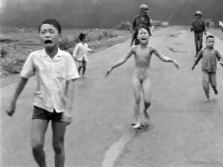 Η ιστορία του κοριτσιού που συμβόλισε τη φρίκη του πολέμου...