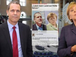 Φωτογραφία για H Bild δίνει τα εύσημα στον Τζήμερο για την επιστολή στη Μέρκελ!