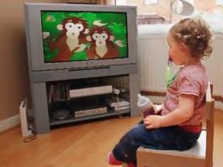 Φωτογραφία για Παιδί και τηλεόραση