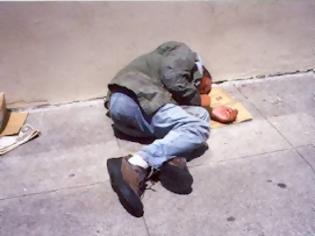 Φωτογραφία για Ακόμη και οι άστεγοι θα πληρώσουν φόρο το 2012!!!