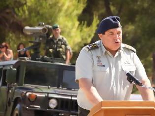 Φωτογραφία για Φ. ΦΡΑΓΚΟΣ: Δεν θα διαλύσω τις Ένοπλες Δυνάμεις επειδή το λέει το μνημόνιο!