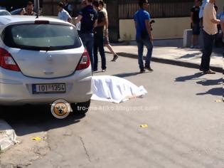 Φωτογραφία για Δείτε το ρεπορτάζ για τον τραγικό χαμό του φαρμακοποιού στο Ρέντη, έπεσε νεκρός από σφαίρες εκεί που άφησαν την τελευταία τους πνοή τα δύο παλικάρια της ΔΙΑΣ