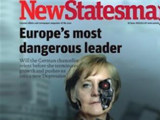 Φωτογραφία για «Η Μέρκελ πιο επικίνδυνη ηγέτιδα μετά το Χίτλερ»