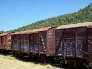 Φωτογραφία για ΣΟΚ: Οικογένεια ζει σε βαγόνι τρένου