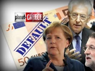 Φωτογραφία για ΤΩΡΑ: Ναυάγιο στις Βρυξέλλες για την οικονομική ενοποίηση. Απέσυραν την υποστήριξή τους Ισπανία - Ιταλία