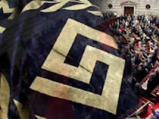 Φωτογραφία για Βόμβα της Χρυσής Αυγής στη Βουλή!!