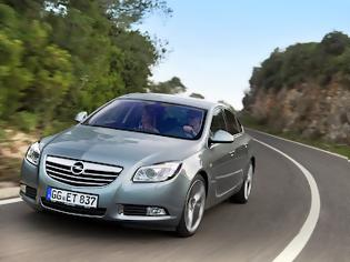 Φωτογραφία για Το Opel Insignia διατίθεται τώρα τώρα εφοδιασμένο και με υγραέριο (LPG) για οικονομικές μετακινήσεις!