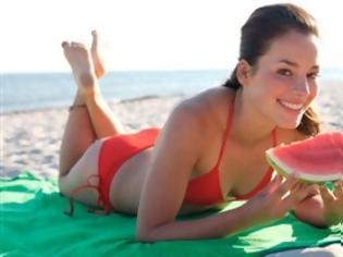 Φωτογραφία για Η διατροφή στην παραλία