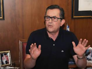 Οργανώνει συγκέντρωση ο Ν. Νικολόπουλος...