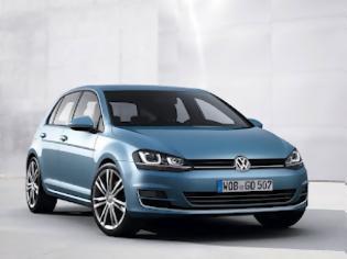 Φωτογραφία για VW : Όλες οι εικόνες και πληροφορίες του νέου VW Golf VII 2013