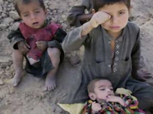 Φωτογραφία για Ένα στα πέντε παιδιά υποσιτίζονται στο Αφγανιστάν