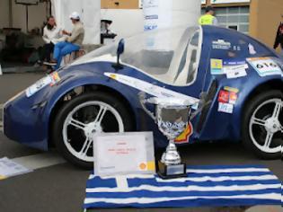 Φωτογραφία για Άλλη μία Ελληνική κλασική Μ@λ@κία:Σκάλωσε στη νομοθεσία το ελληνικό αυτοκίνητο υδρογόνου!...
