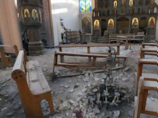 Φωτογραφία για Επίθεση τρομοκρατών σε χριστιανικές και κουρδικές γειτονιές στο Χαλέπι