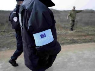 Τούρκοι αξιωματικοί στον Έβρο με μανδύα Frontex