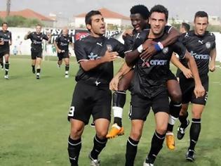 Φωτογραφία για Καλαμάτα:Ισόπαλη η Μαύρη Θύελλα, 1-1 με τον Πανηλειακό