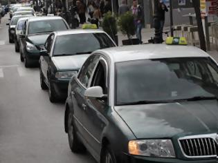 Φωτογραφία για Μηχανοκίνητη πορεία από τα Ταξί στους δρόμους της Ξάνθης!