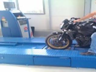 Τεχνικός έλεγχος για δίκυκλα και μοτοσυκλέτες (KTEO)