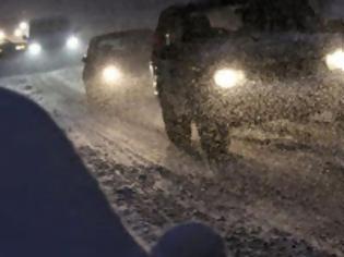 Φωτογραφία για Μέχρι τις 10 Δεκεμβρίου θα έχουν τοποθετηθεί «χιονοφράχτες» στην Εγνατία Οδό