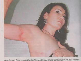 Φωτογραφία για Δολοφόνησαν την ηρωίδα δήμαρχο