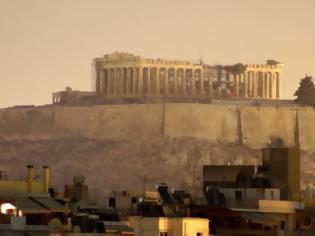 Φωτογραφία για Γιατί πάνω από την Ακρόπολη δεν πετάνε πουλιά;;