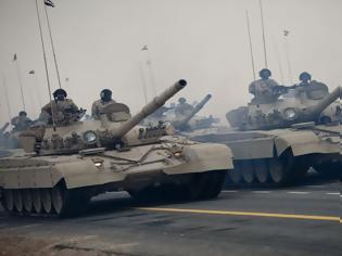 Φωτογραφία για ΕΚΤΑΚΤΟ! Η Συρία εισβάλλει στην Ιορδανία με άρματα μάχης και επιθετικά ελικόπτερα!