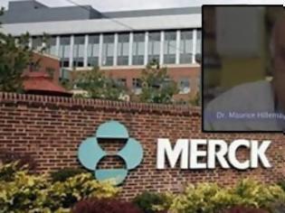 Φωτογραφία για Απίστευτο! Φαρμακευτική εταιρεία Merck παραδέχεται την εσκεμμένη εξάπλωση του καρκίνου μέσω εμβολίων! [video]
