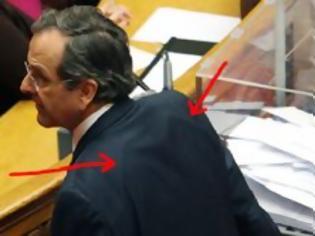 Φωτογραφία για Φοράει αλεξίσφαιρο και μέσα στη βουλή ο Α. Σαμαράς?