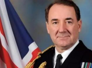 Έλληνας ναύαρχος στο βρετανικό Ναυτικό...