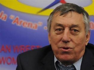 Φωτογραφία για Παραιτήθηκε ο πρόεδρος της Διεθνούς Ομοσπονδίας Πάλης