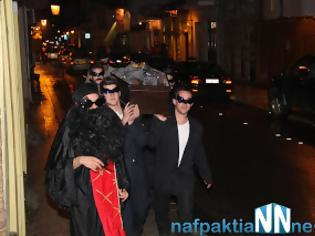 Φωτογραφία για Ναύπακτος: Κηδεία στη μιζέρια! Ορεξάτος ο συγχωρεμένος αναστήθηκε και ήθελε σουβλάκι και μπύρα!