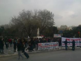 Φωτογραφία για Συλλαλητήριο σπουδαστών, φοιτητών και καθηγητών στη Θεσσαλονίκη