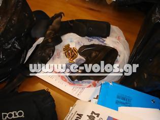 Φωτογραφία για Σφαίρες και θήκες όπλων ανάμεσα σε προσωπικά αντικείμενα του τέως Διοικητή του Νοσοκομείου Βόλου