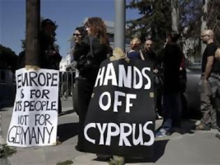 Φωτογραφία για Bloomberg: Η Κύπρος επέμεινε για φόρο 6,75% στις καταθέσεις έως 100.000 ευρώ