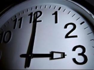 Φωτογραφία για Πότε αλλάζει η ώρα μέσα στον Mάρτιο;