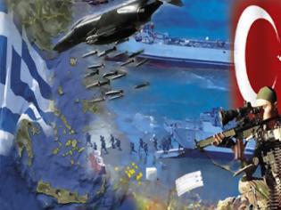 Φωτογραφία για H σύγκρουση μεταξύ Ελλάδας και Τουρκίας είναι θέμα χρόνου