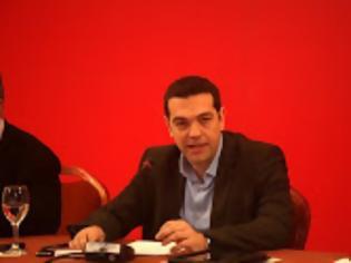 Φωτογραφία για Τσίπρας: Οχι στην πάση θυσία διάσωση του ευρώ εντός Ελλάδας...!!!