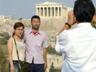 Φωτογραφία για Οι Κινέζοι τουρίστες χαλάνε τα περισσότερα λεφτά