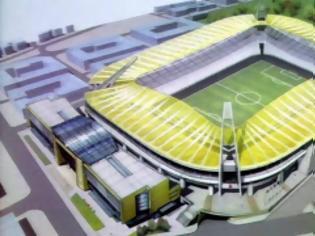 Φωτογραφία για Όλα είναι έτοιμα για να ξεκινήσει το νέο γήπεδο της ΑΕΚ