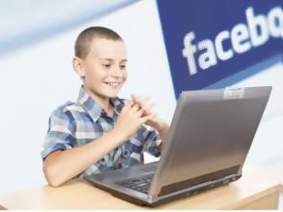 Φωτογραφία για Ένα στα δύο παιδιά από 14 έως 16 ετών διατηρούν προφίλ στο Facebook