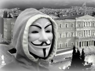 Φωτογραφία για ΕΚΤΑΚΤΟ: Η ισχυρότερη κυβερνοεπίθεση στην Ελλάδα! Οι Anonymous εναντίον της Βουλής των Ελλήνων!