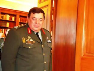 Φωτογραφία για Ο στρατηγός Φραγκούλης για νέος ΥΕΘΑ