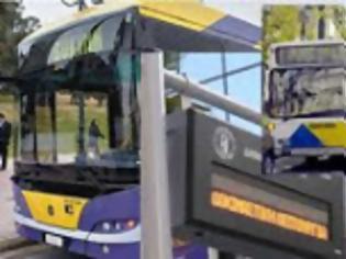 Φωτογραφία για Ειδικό λογισμικό «συμπεριφοράς στόλου» εγκαθιστάται στα αστικά λεωφορεία. Επίσης ακολουθεί και Σύστημα Διαχείρισης Καυσίμων
