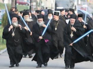 Φωτογραφία για Απολύσεις ιερέων ζητάει η Τρόικα....!!!