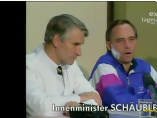 Φωτογραφία για Αυτός είναι ο Σόϊμπλε - Η ζωή του Γερμανού που μας τρομοκρατεί - ΒΙΝΤΕΟ