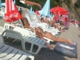 Φωτογραφία για Στoματικό σεξ σε παραλία της Λευκάδας από γνωστό μοντέλο! - Δείτε φωτο