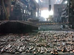 Φωτογραφία για Έτσι γίνεται το εμπόριο όπλων