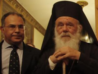 Φωτογραφία για Σκληρή δήλωση της Αρχιεπισκοπής Αθηνών κατά Μαρίας Ρεπούση