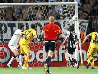 Φωτογραφία για 1η αγωνιστική play off:  ΠΑΟΚ-ΑΕΚ 1-1 (video)